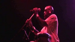 Transglobal Underground in concert, 2010 - 9