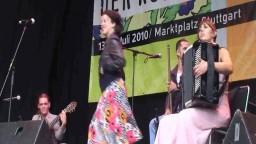 OqueStrada in concert, 2010 - 2