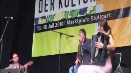 OqueStrada in concert, 2010 - 3