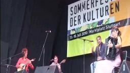 OqueStrada in concert, 2010 - 4