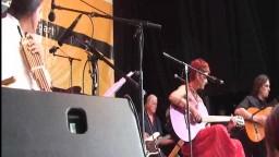 Veronica Gonzalez Band in concert, 2010 - 1