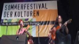 Veronica Gonzalez Band in concert, 2010 - 8