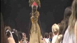 Oumou Sy fashion Show, Kassel 2007 - 6