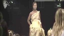 Oumou Sy fashion Show, Kassel 2007 - 8