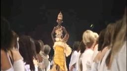 Oumou Sy fashion Show, Kassel 2007 - 11