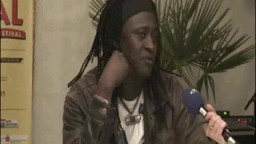 Interview with Habib Koite 2008 - 2