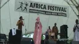 Moussa Kouyate feat Mamani Keita  in Concert 2008 - 3