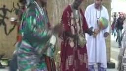 Yoruba traditional talking drum and dance, 2009 - 3