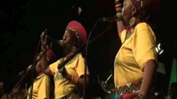 Pee Wee Ellis and Mahotella Queens Live 2010 - 1