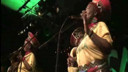 Pee Wee Ellis and Mahotella Queens Live 2010 - 2