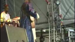 Baaba Maal in Concert 2009