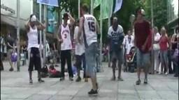 Street Break Dancers 2007