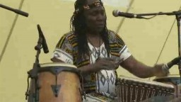 Dady Mimbo in Concert 2010 - 1
