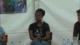 Discussion Panel on HIV in South Africa 2010 - 1
