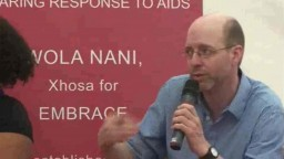 Discussion Panel on HIV in South Africa 2010 - 2