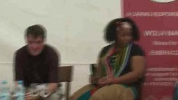Discussion Panel on HIV in South Africa 2010 - 5
