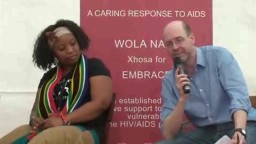 Discussion Panel on HIV in South Africa 2010 - 8