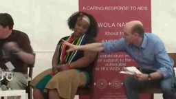 Discussion Panel on HIV in South Africa 2010 - 11