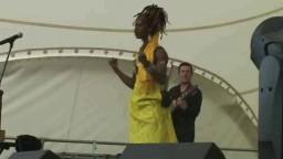 Dobet Gnahore in Concert 2010 - 6