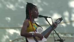 Fatoumata Diawara in Concert 2010 - 5
