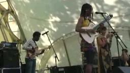 Fatoumata Diawara in Concert 2010 - 8