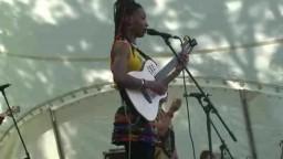 Fatoumata Diawara in Concert 2010 - 9