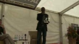 Press Conference with Youssou NDour 2010 - 3