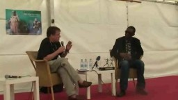 Press Conference with Youssou NDour 2010 - 4