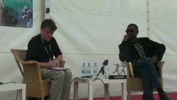 Press Conference with Youssou NDour 2010 - 6