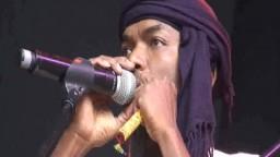Papaul African Beatbox in concert, 2011 - 2