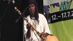 Papaul African Beatbox in concert, 2011 - 5