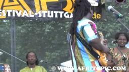 Mamoudou Doumbouya in Concert 2014 - 2