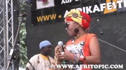 Yvonne Mwale in Concert 2014 - 1