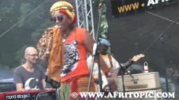 Yvonne Mwale in Concert 2014 - 2