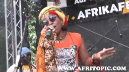 Yvonne Mwale in Concert 2014 - 3