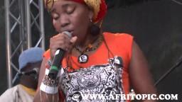 Yvonne Mwale in Concert 2014 - 4