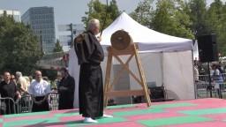Japan Day, Kyûdô, 2014 - 1
