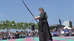 Japan Day, Kyûdô, 2014 - 2