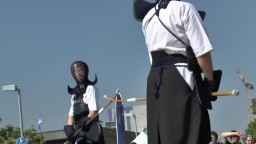Japan Day, Naginata, 2014 - 4