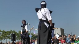 Japan Day, Naginata, 2014 - 5