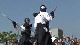 Japan Day, Naginata, 2014 - 6
