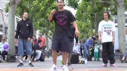 Street Breakdance 2014 - 3