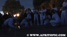Capoeira at Fammende Sterne Event 2014 - 4
