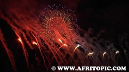 Costa Rica Music fireworks Show 2014 - 4