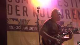 Eugenio Bennato in Concert 2014 - 14