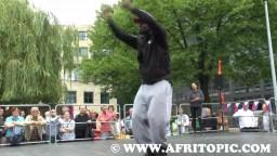 Urban Dance Show at the Masala Open-Air 2015 - 2
