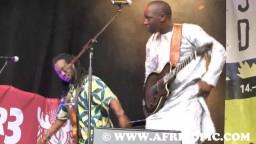 Vieux Farka Touré in Concert 2015 - 7