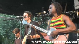 Jah Hero and Solid Vibrations in Concert 2016 - 1