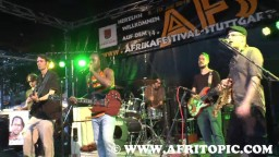 Jah Hero and Solid Vibrations in Concert 2016 - 2