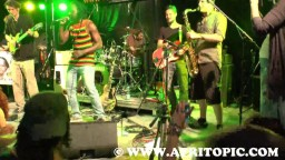 Jah Hero and Solid Vibrations in Concert 2016 - 3